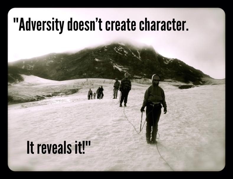 Adversity-photo